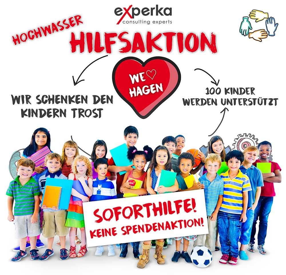 experka-hilfsaktion-hagen-Kindern-helfen-Bild-Posting